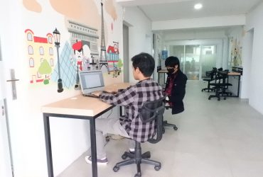 Tempat Sewa Coworking Space di Jogja